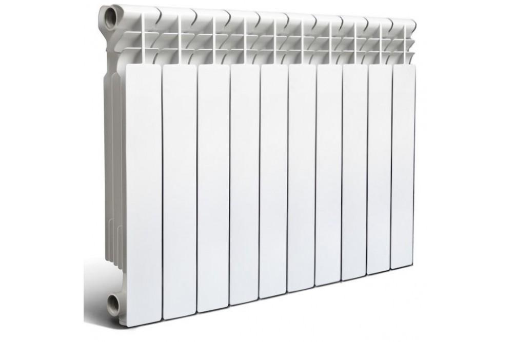 Радиатор биметал Rommer 500 см 10 секций 9