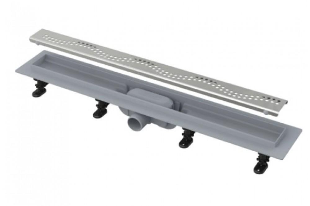 Трап плоский APZ 8-750 Alcaplast горизонтальный