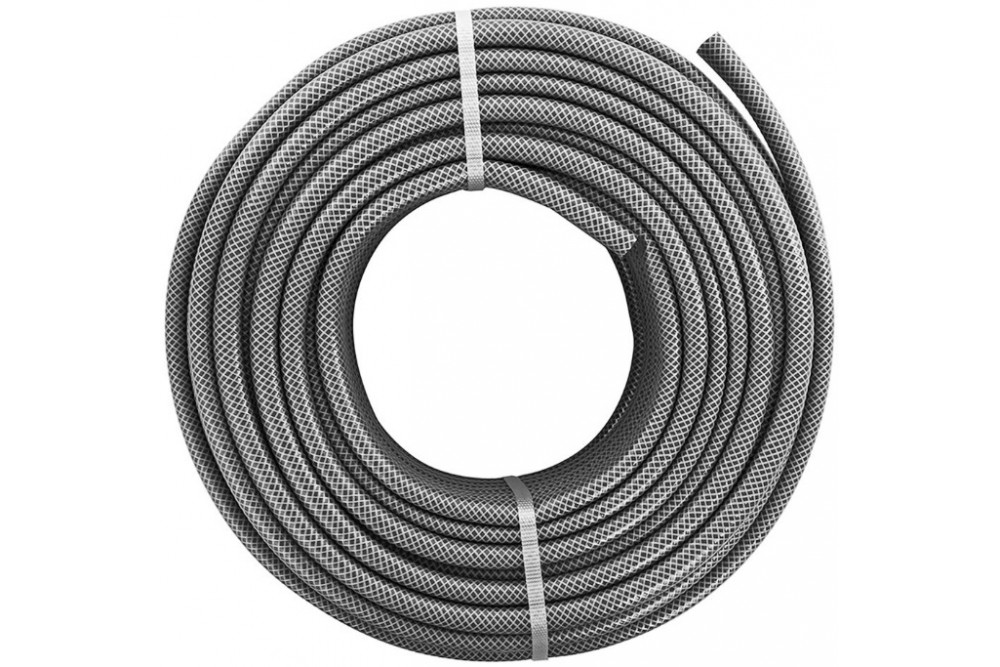 Рехау шланг поливочный 3/4 50м ECO (серый)