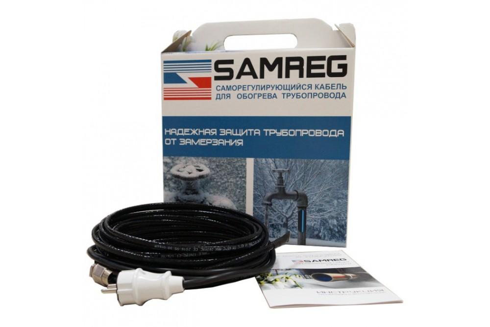 Обогревающий кабель SAMREG-12 м