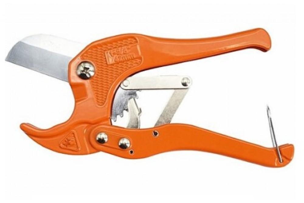 Ножницы VIEIR оранжевые съемное лезвие