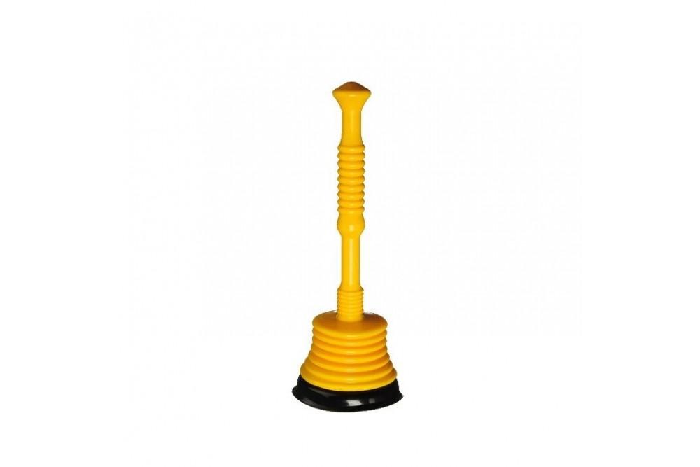 Вантуз желтый большой 4
