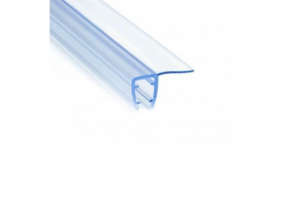 Профиль силиконовый (водоотсекатель) на стекло 8мм х220см