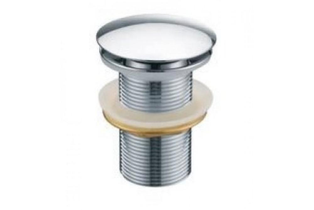 Донный клапан KAISER автомат (ХРОМ), без перелива 8038