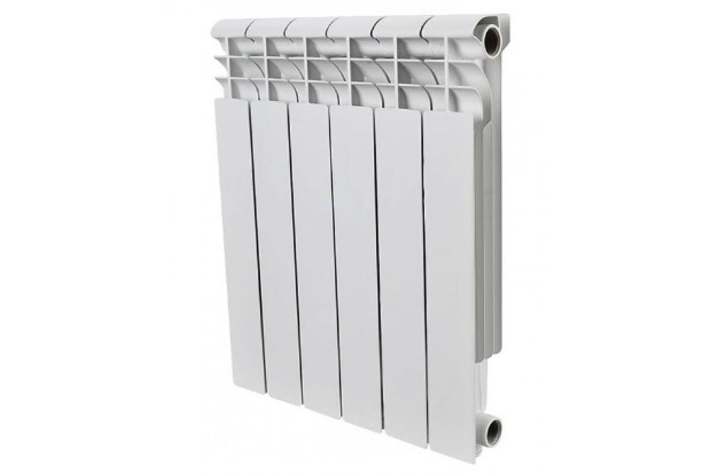 Радиатор биметал Rommer PROFI 350см 6 секций