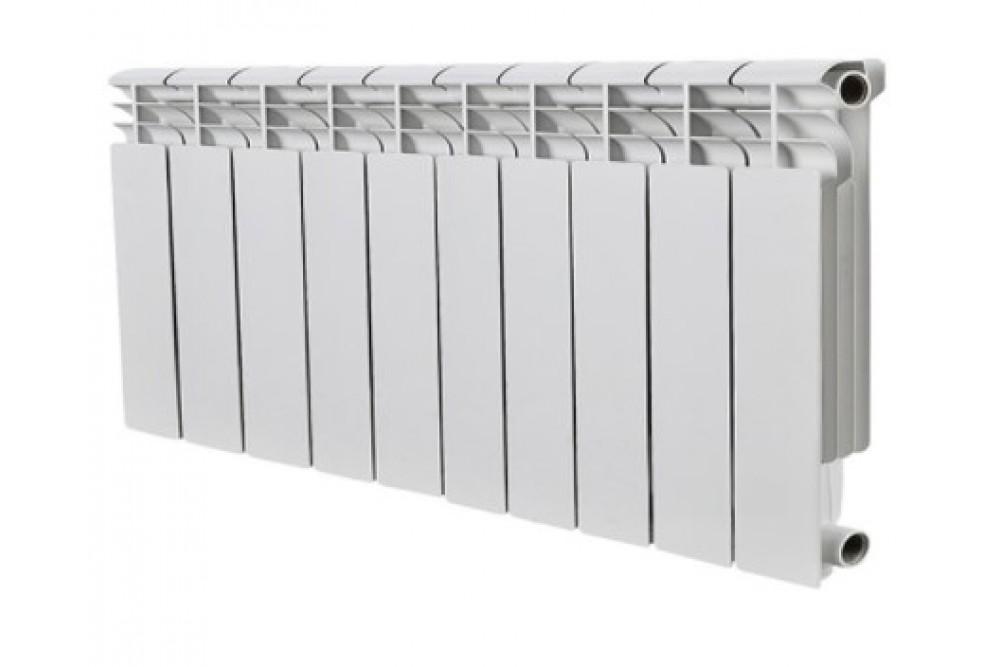 Радиатор биметал Rommer PROFI 350см 10 секций 2