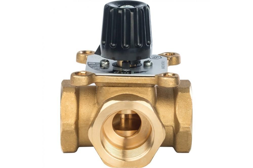 Смесительный клапан 3-х ходовой 1* STOUT KVs 8