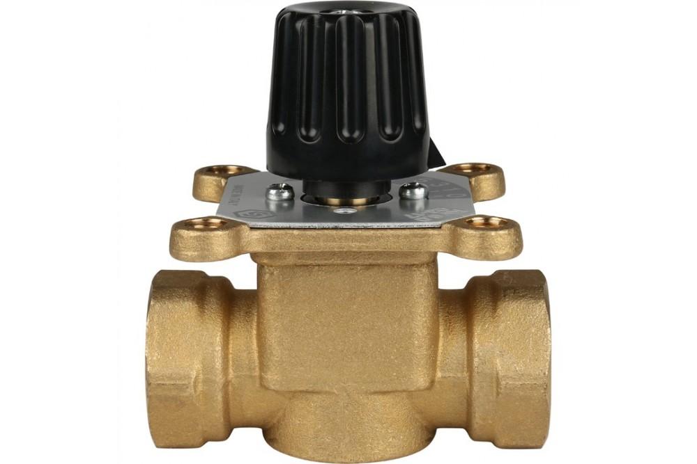 Смесительный клапан 3-х ходовой 3/4 STOUT KVs 6