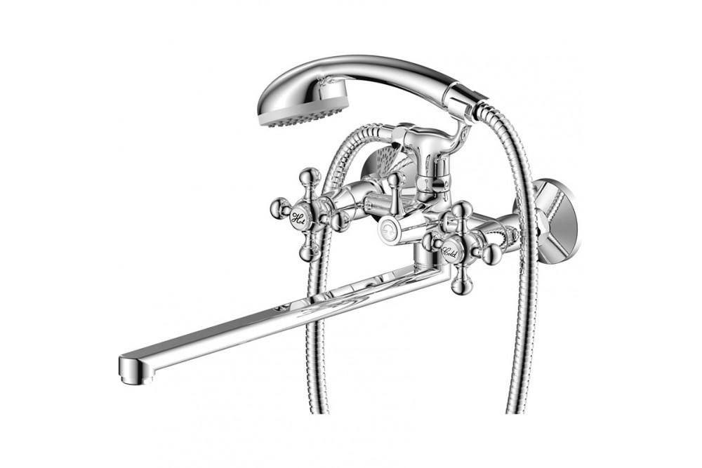 Смеситель для ванны 01221GR Girona