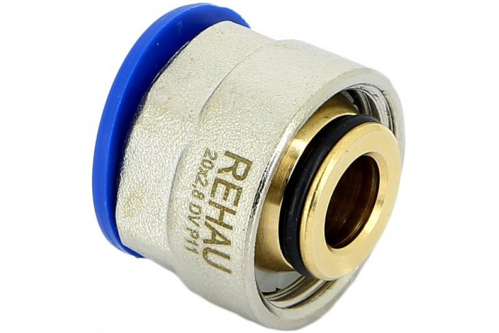 Rehau соединение с обжимным кольцом 20x2,8