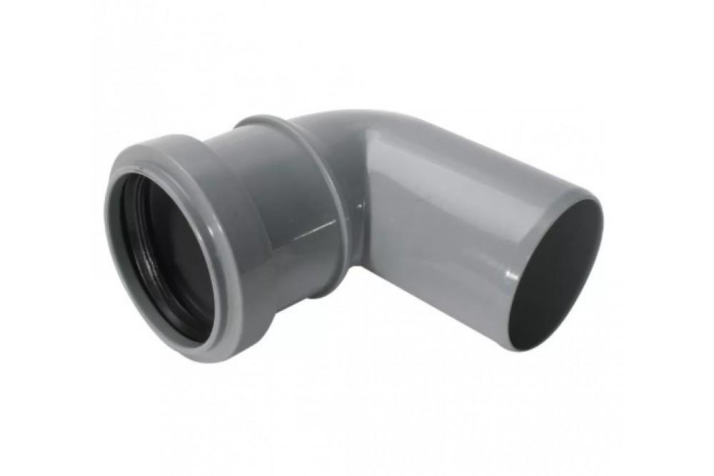 ПВХ угол 40х90* серый