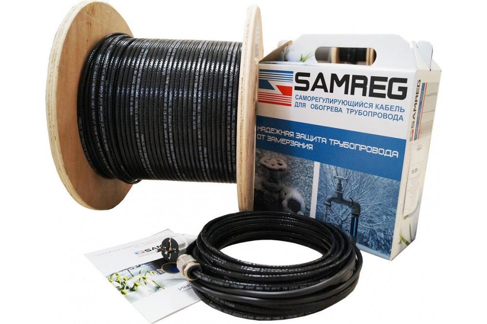 Обогревающий кабель Samreg - 13 м