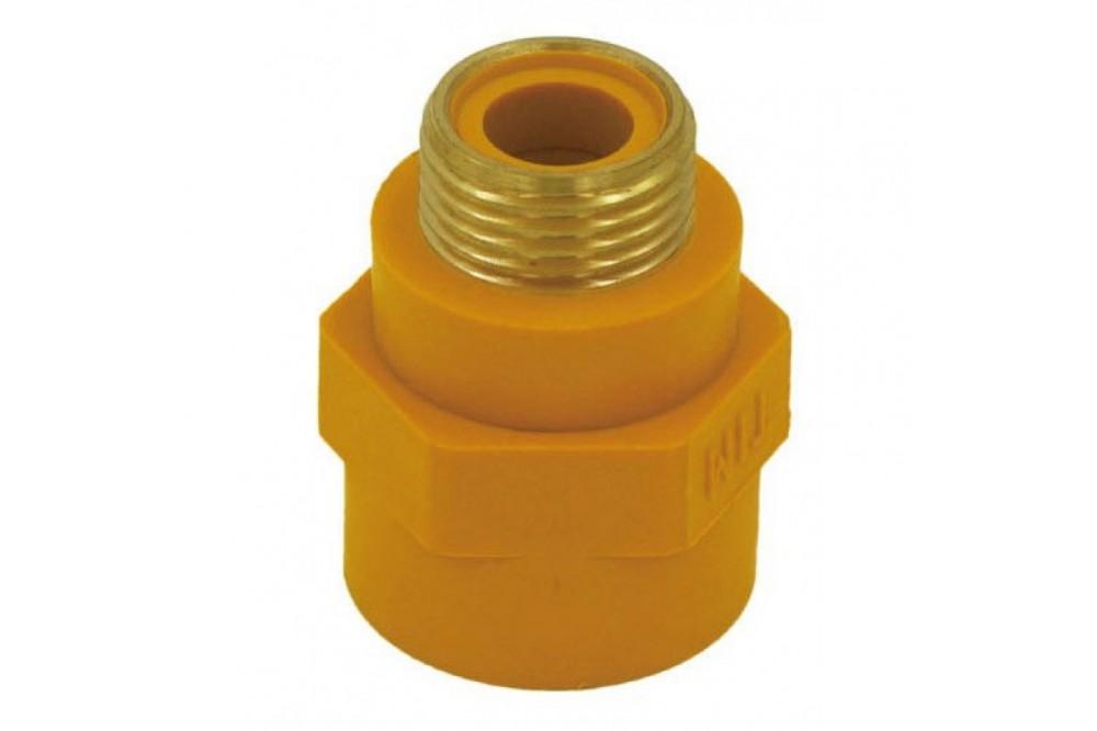 Изолятор газовый 1/2 г/ш ( нипель газовый, диэлектрик)
