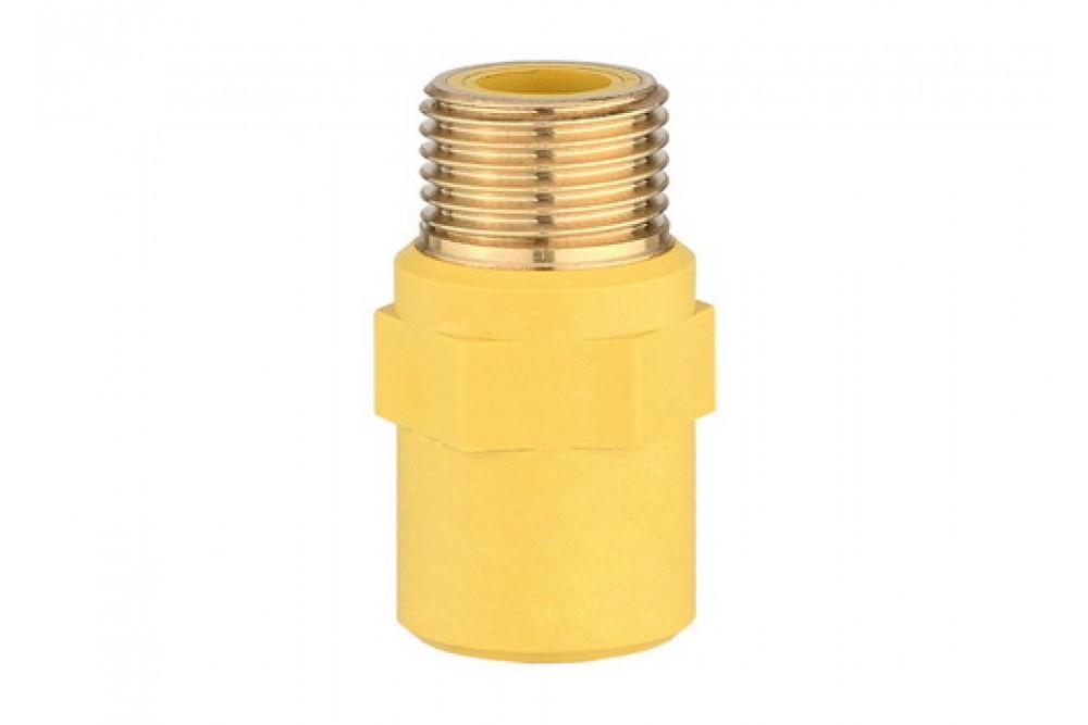 Изолятор газовый 3/4 г/ш ( нипель газовый, диэлектрик)
