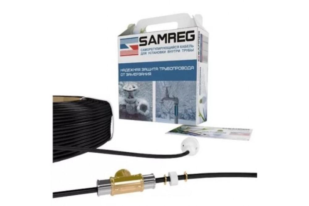 Обогревающий кабель Samreg - 17 м