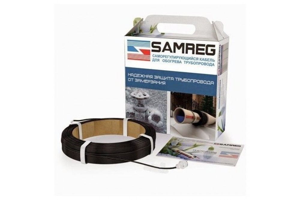 Обогревающий кабель Samreg - 7 м