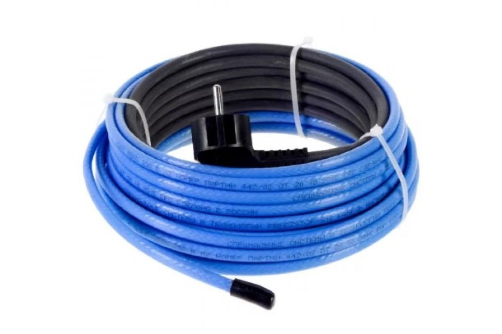 Обогревающий кабель Samreg - 9 м