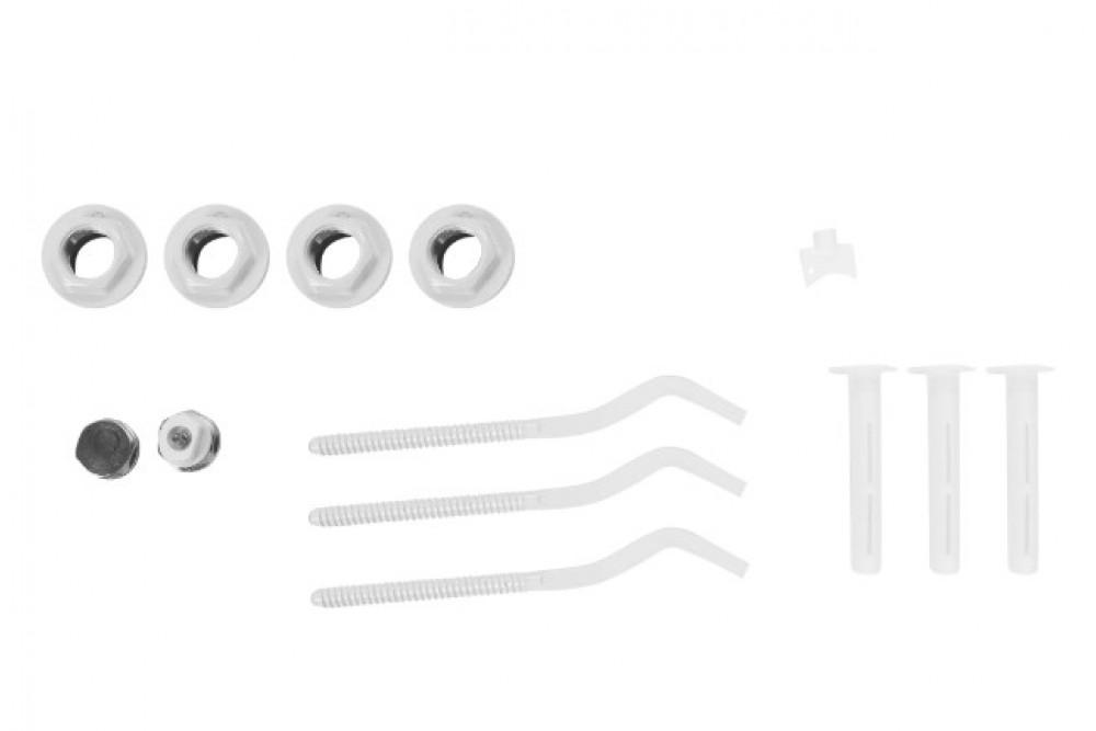 Комплект для радиатора 1х1/2 66