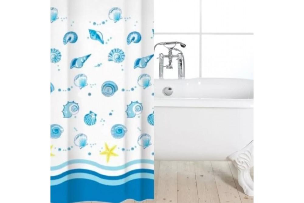 Шторы для ванны 1,8м.х2,0м, Vonaldi