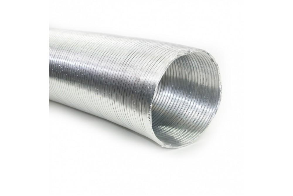 В/гофра алюминиевая д.100 2