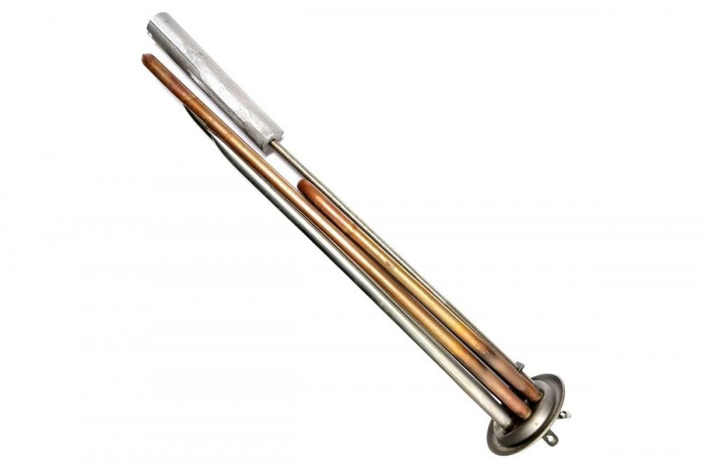 Тэн для водонагревателя 2 кВт вертикальный