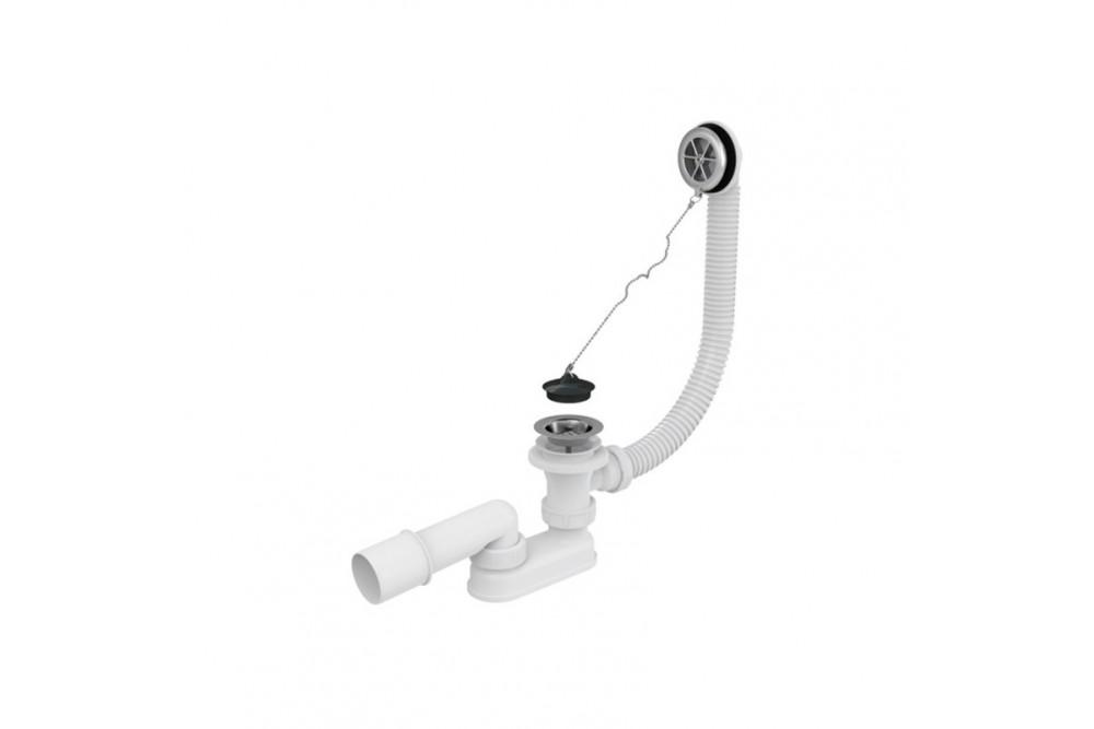 Сифон для ванны A501, Чехия Alca plast