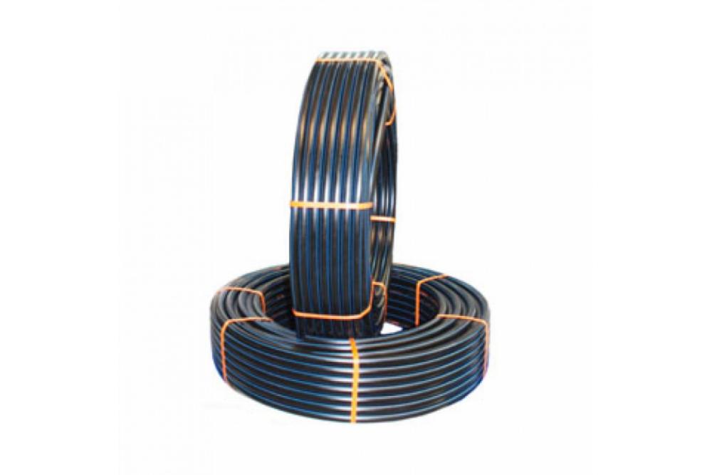 Джилекс Труба ПНД РЕ 100 25 х 2 мм PN 12,5 бухта 50 м 1