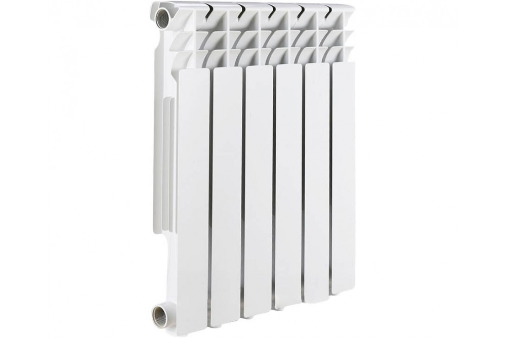 Радиатор ROOMER 6 секций 9
