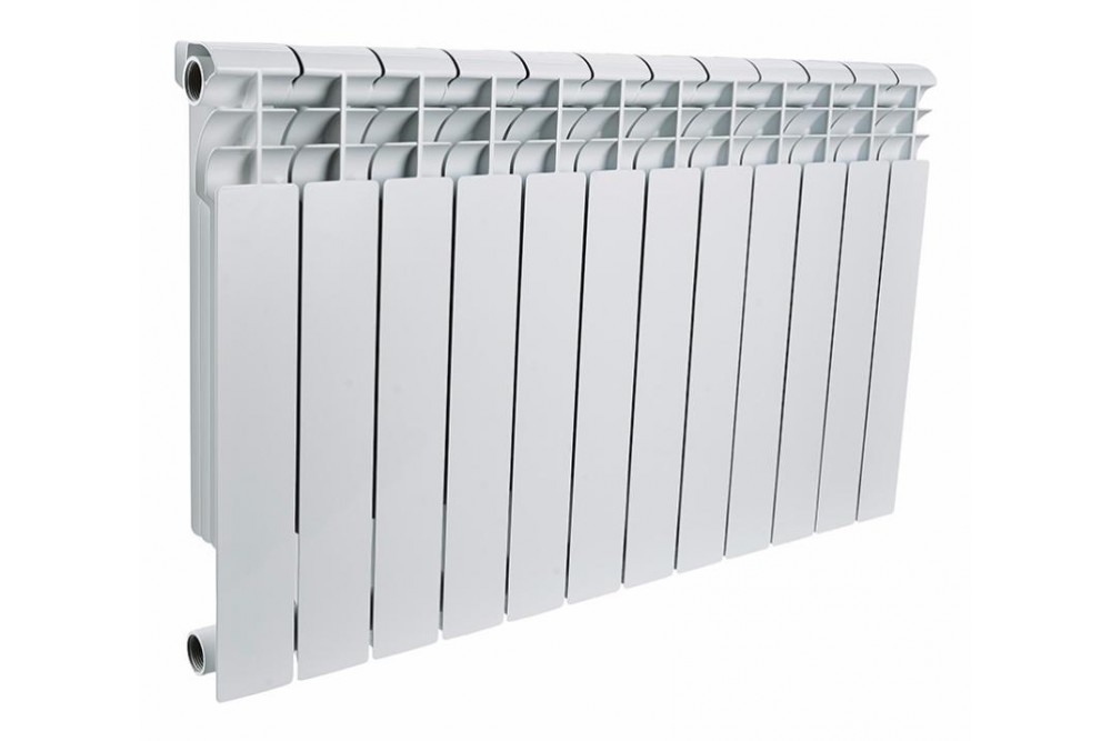 Радиатор биметал Rommer 500 см 12 секций 9